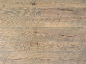 Antiqued Rough Sawn Flooring