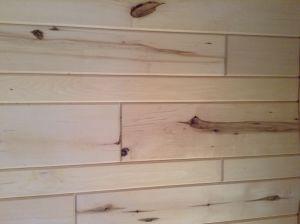 Basswood Paneling