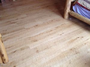 Rough Sawed Flooring