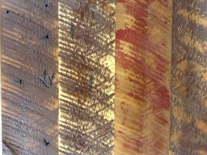 Weathered Wood Rough Sawn Paneling