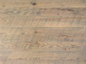 Antiqued Rough Sawn Flooring