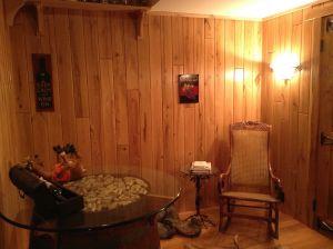 Red Oak Paneling